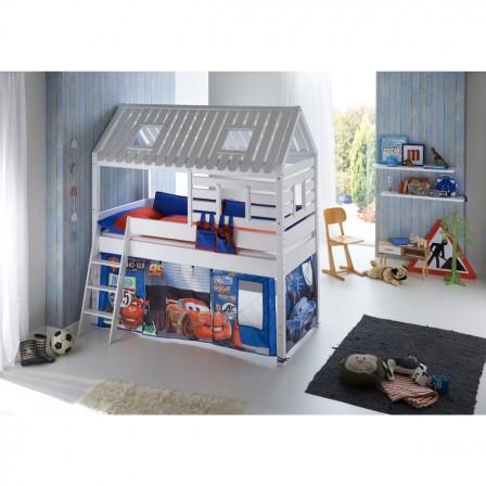 lit cabane enfant 5 ans