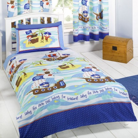 lit pirate lit pour chambre de pirate et housse de couette de pirate  meuble et linge de lit