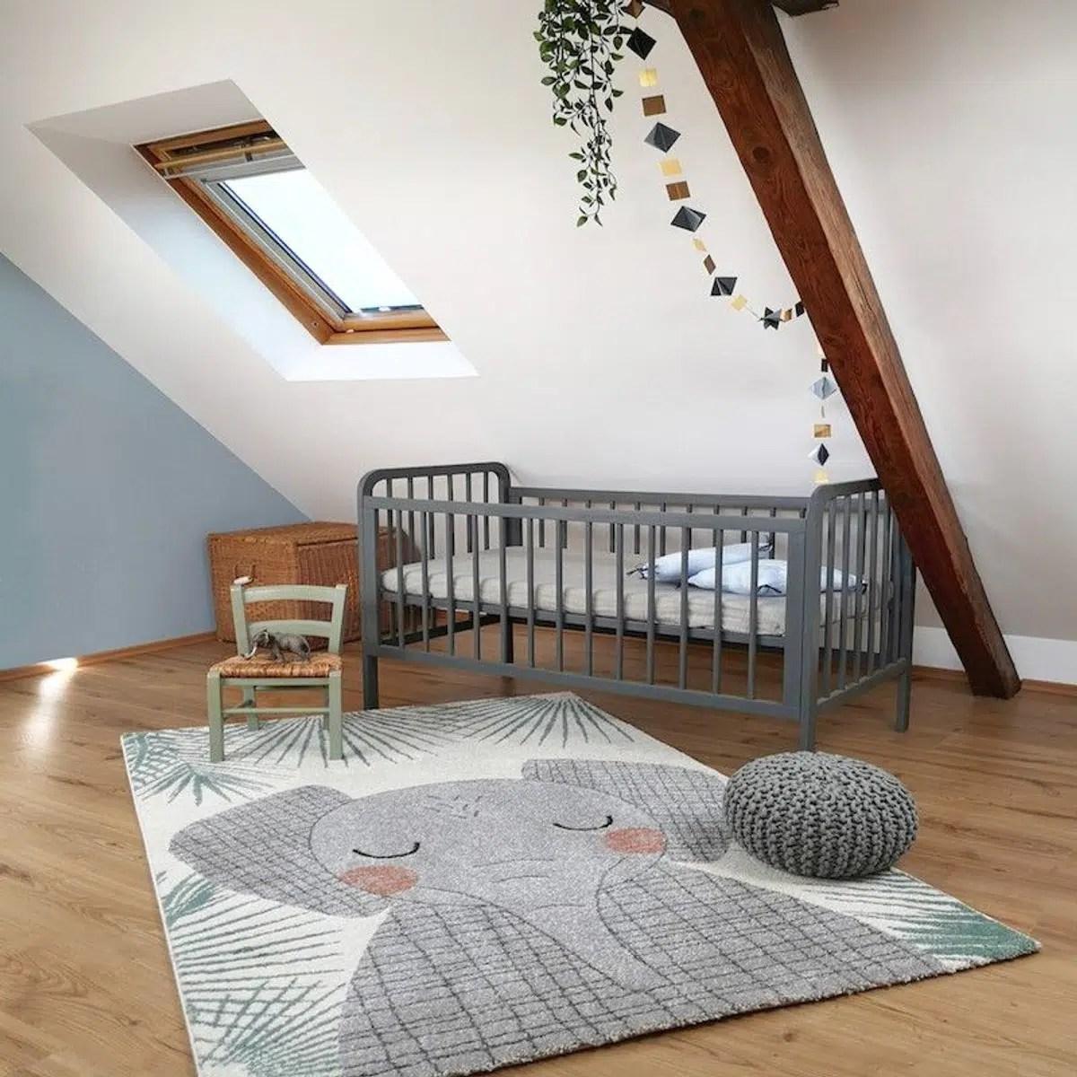 tapis chambre bebe et enfants