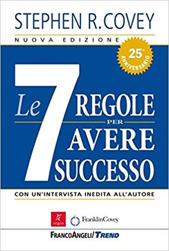 Le 7 regole per avere successo, la cover