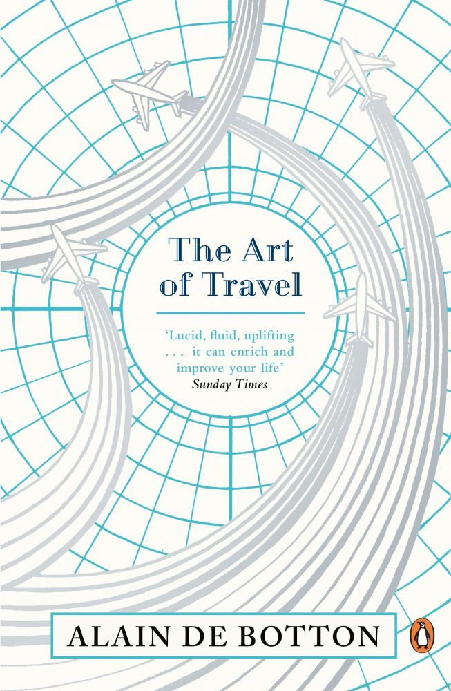 the art of travel, la copertina