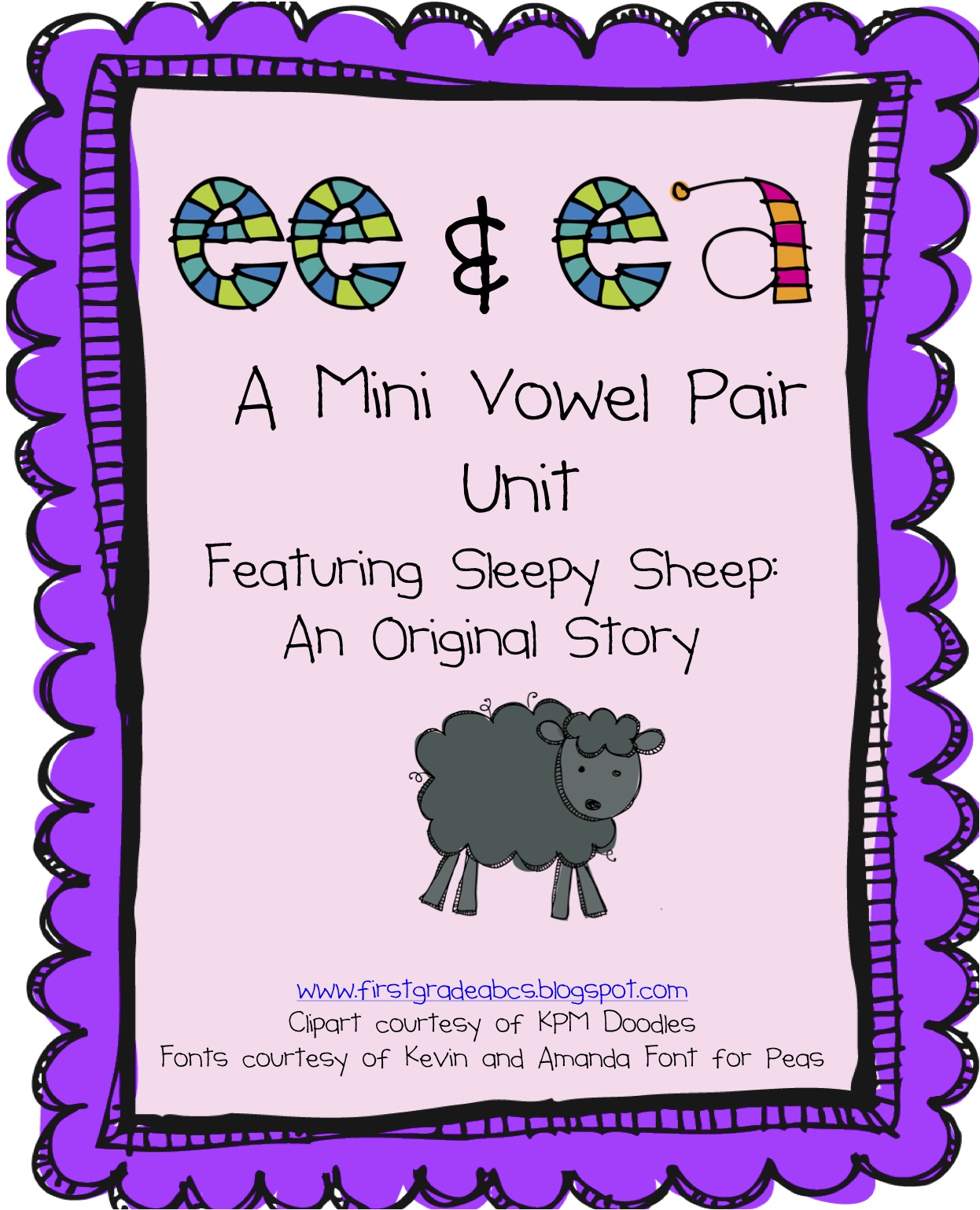 Ea Vowel Team Worksheets