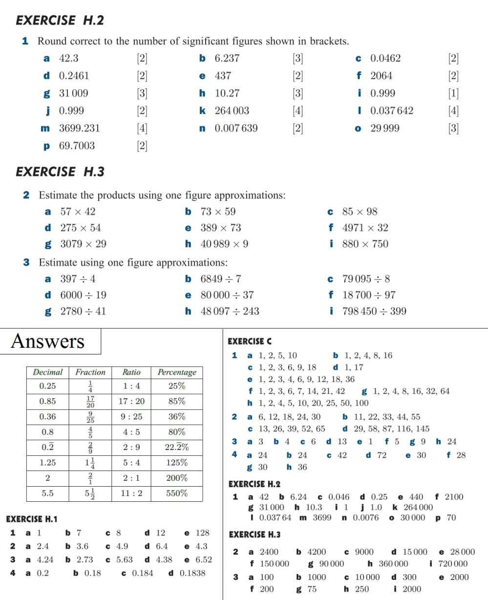 medium resolution of Year 8 Lcm And Hcf Worksheets   Printable Worksheets and Activities for  Teachers