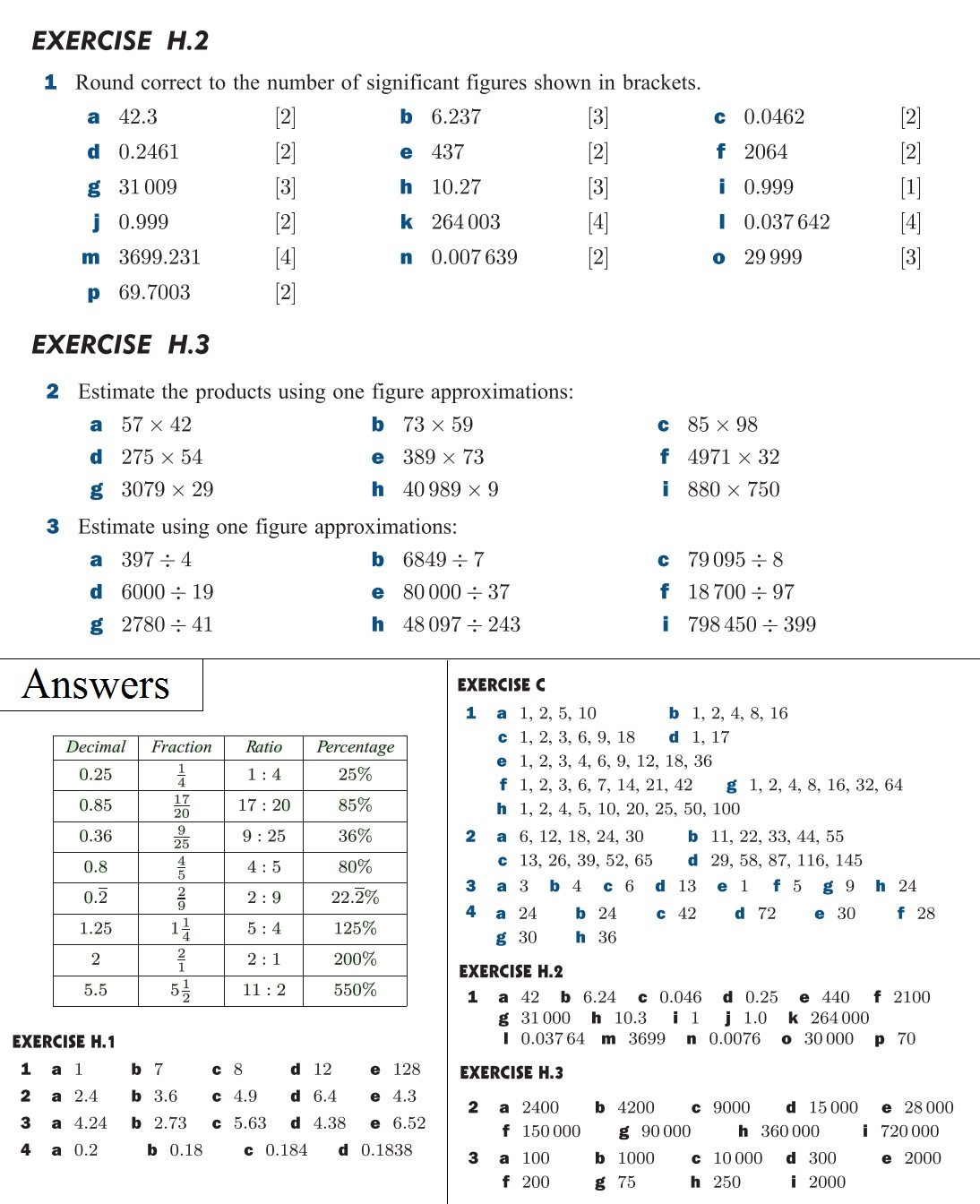 hight resolution of Year 8 Lcm And Hcf Worksheets   Printable Worksheets and Activities for  Teachers