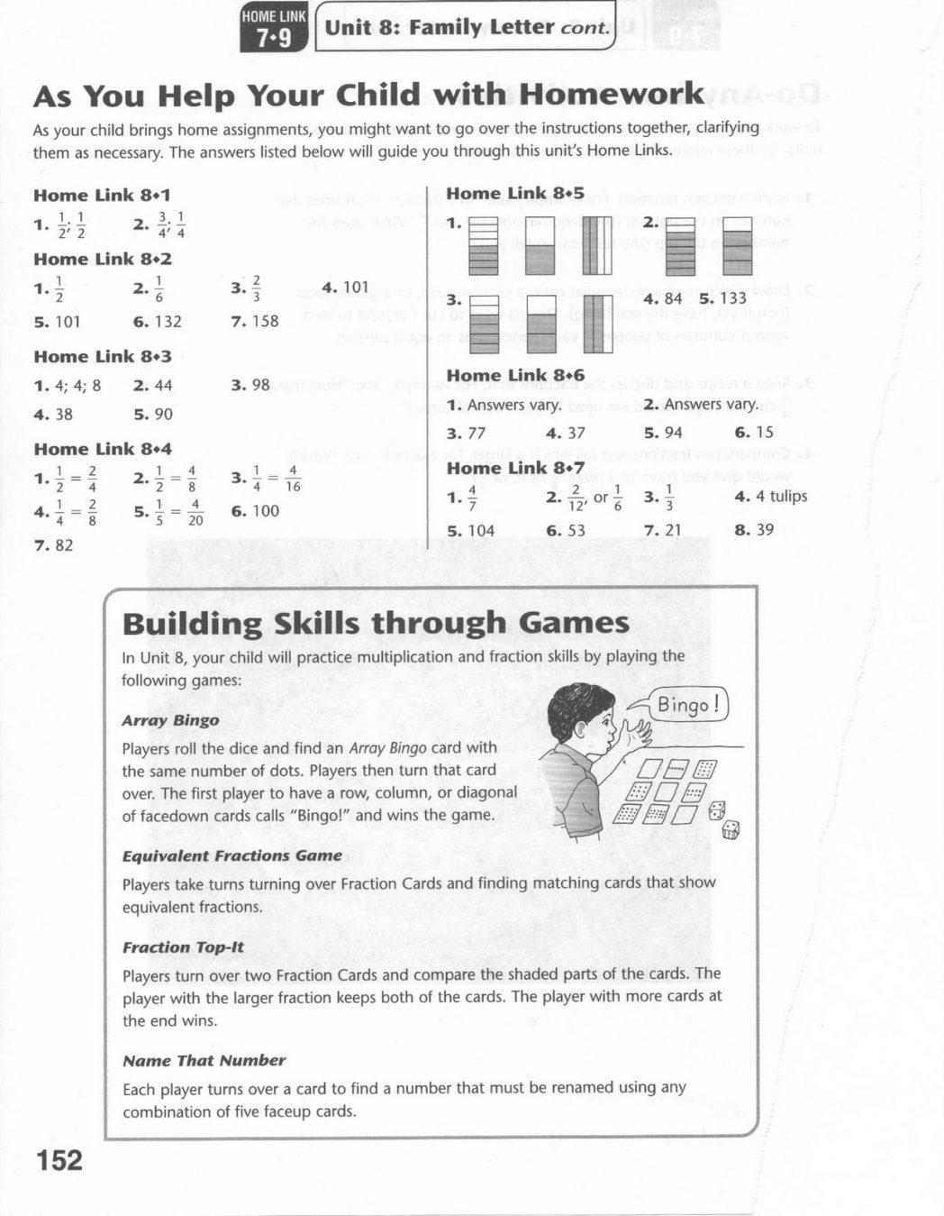 Pearson Math Worksheet For Grade 2
