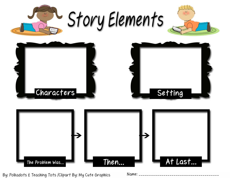 Characters Setting Plot Worksheets