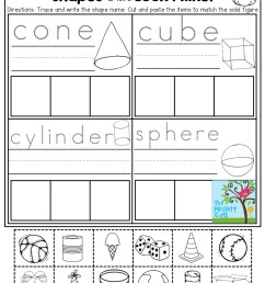 Shapes Worksheet 1st Grade Fun   Printable Worksheets and Activities for  Teachers [ 1325 x 1024 Pixel ]