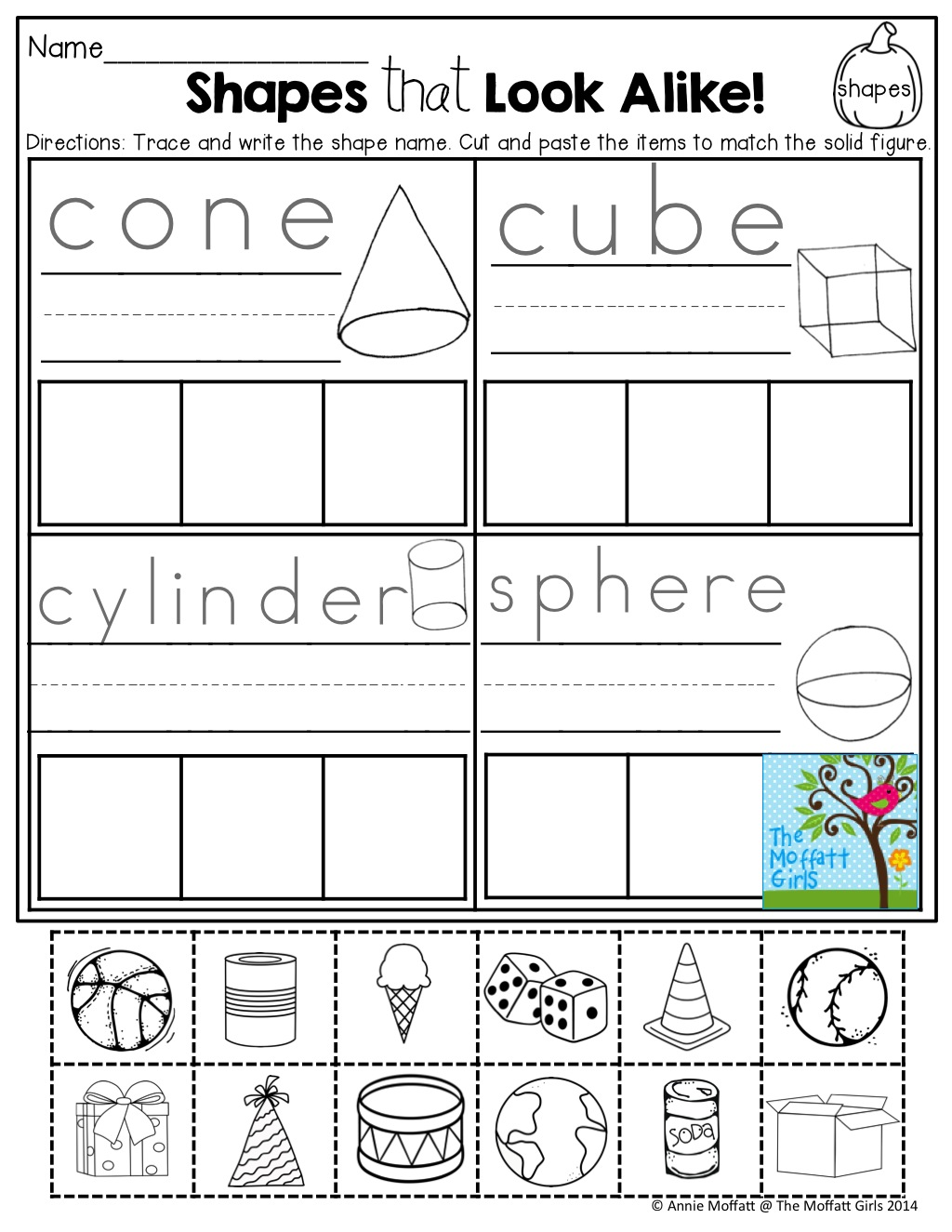 hight resolution of Shapes Worksheet 1st Grade Fun   Printable Worksheets and Activities for  Teachers