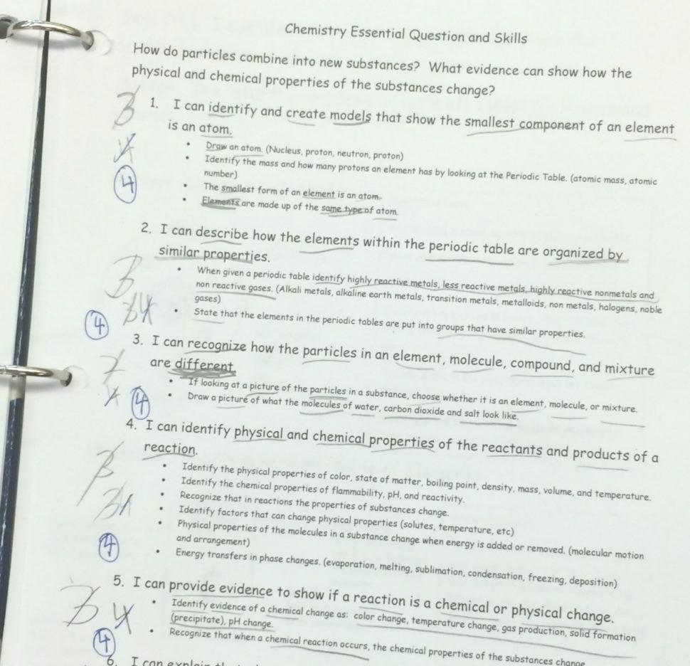 Levels Of Organization Worksheets Biology