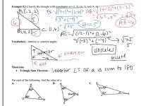 4 1 Worksheet Triangle Sum And Exterior Angle Theorem ...