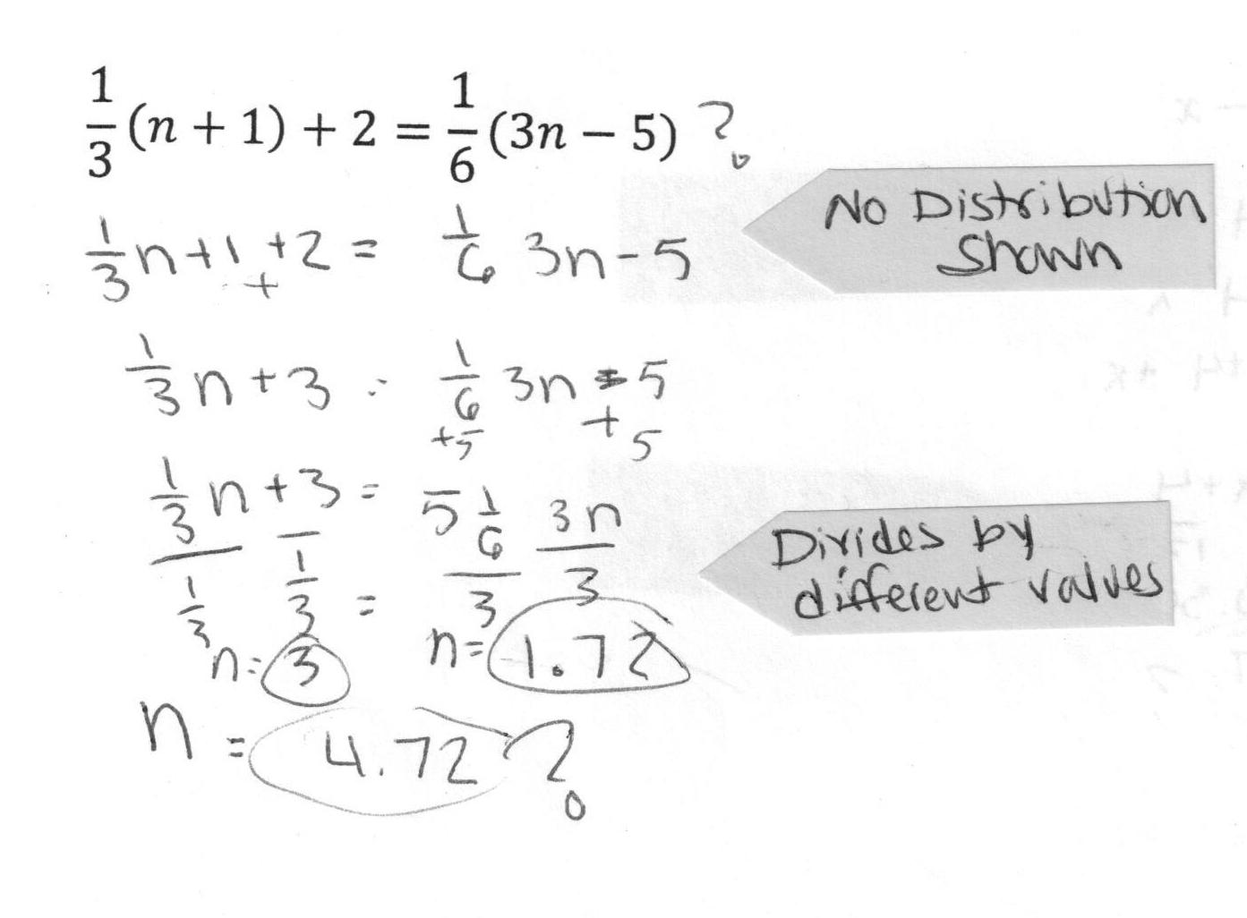 Distributive Property Multiplication Grade 5 Worksheet