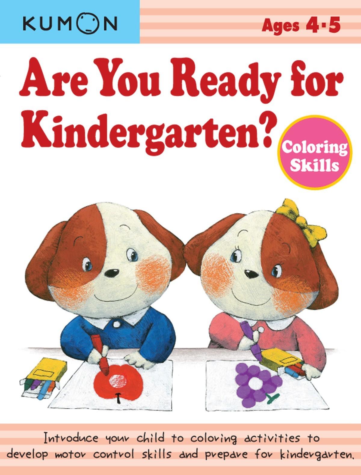 Kumon Kindergarten Worksheets
