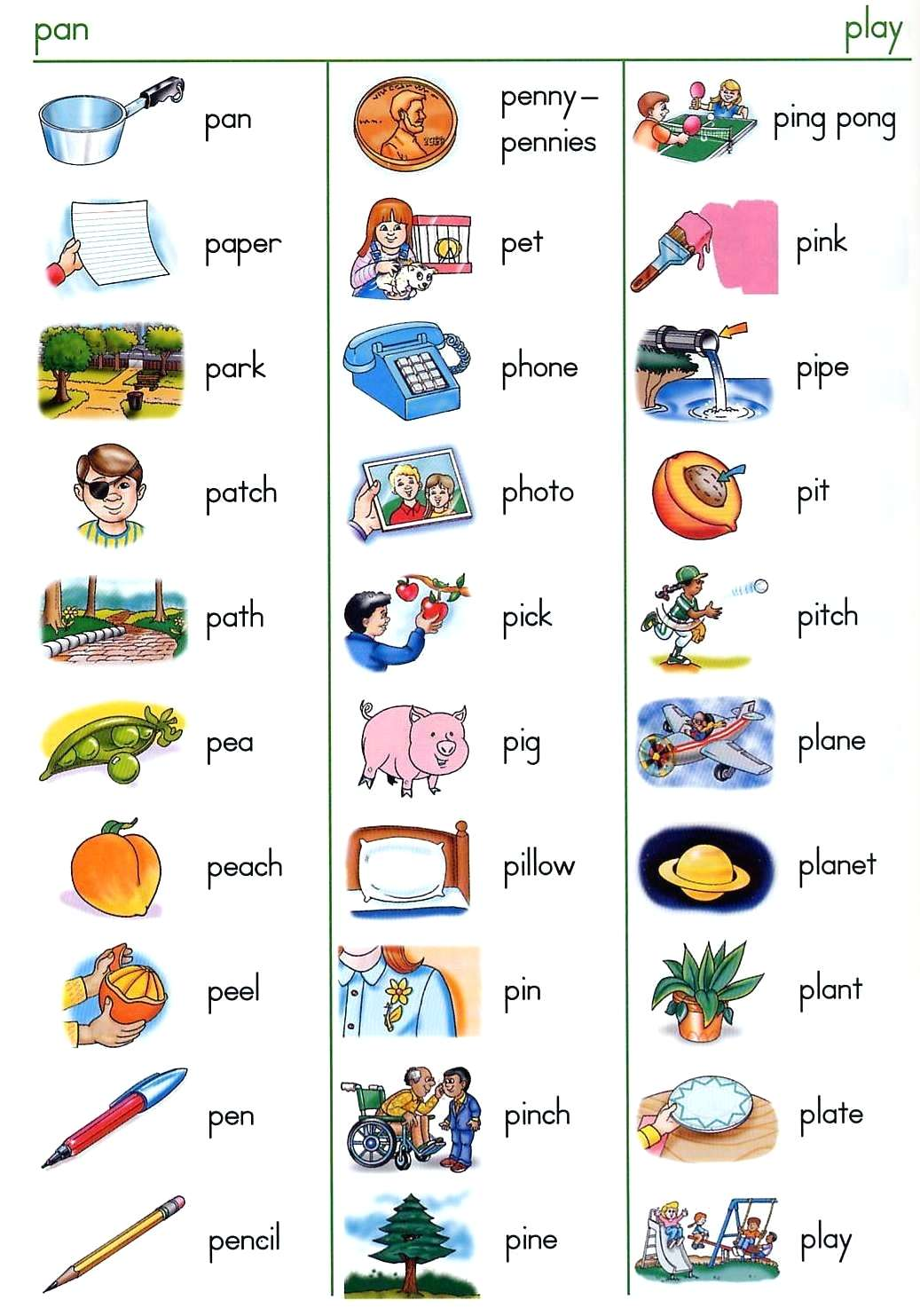 Ea Phonics Worksheets