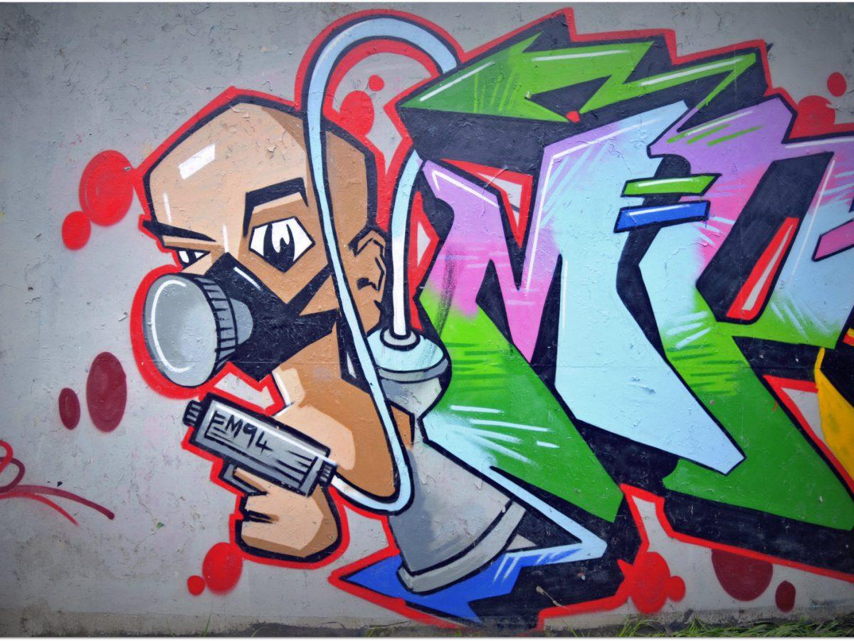 Graffiti Math Worksheets