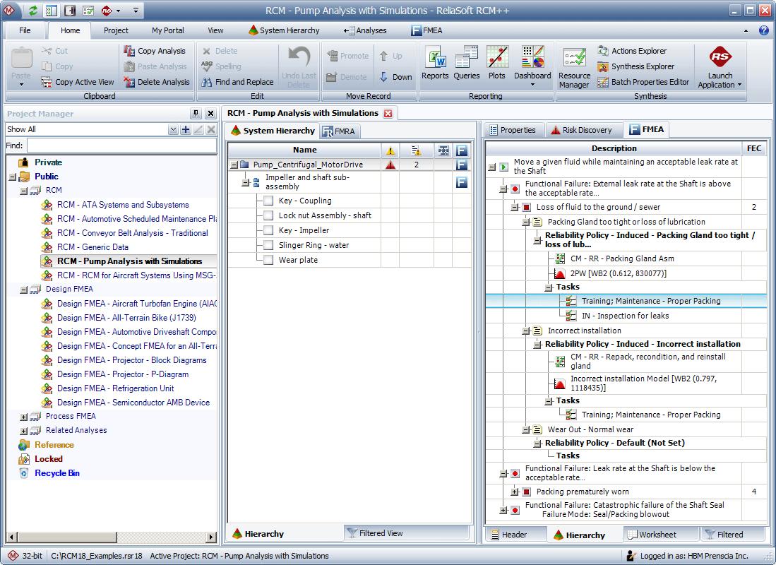 Rcm Decision Worksheets