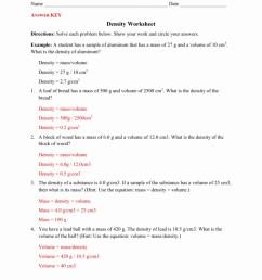 35 Science 8 Density Calculations Worksheet Answers Key - Worksheet  Resource Plans [ 1024 x 791 Pixel ]
