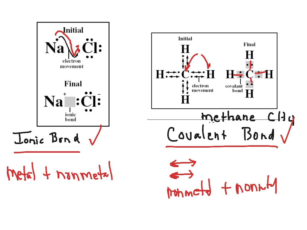 Ionic And Covalent Bonds Worksheets