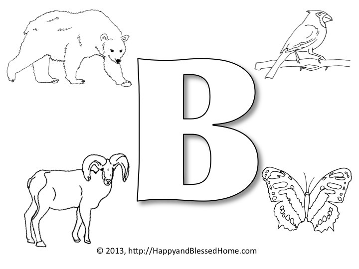 Free Preschool Worksheets Alphabet