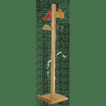 le portemanteau sur pied en bois garcon porte manteau en bois