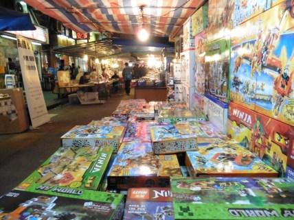 Mercado de noche