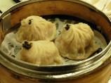 Dumplings con trufa negra