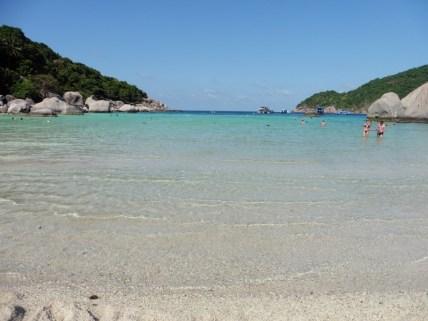 Playa de Koh Nang Yuang