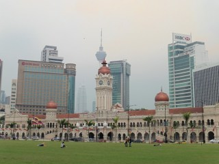 Edificio Sultán Abdul Samad