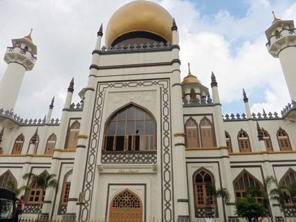 Mezquita Singapur