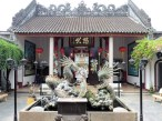 Templo en Hoi An