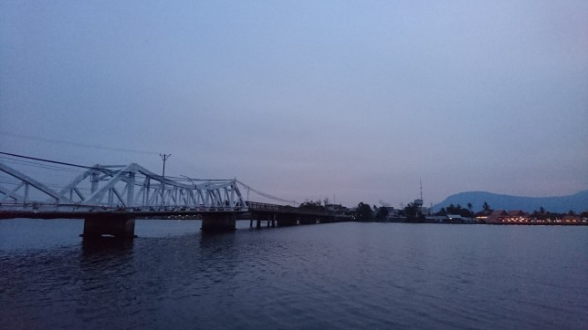 Puente de Kampot