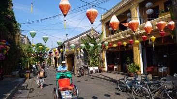 Calles de Hoi An