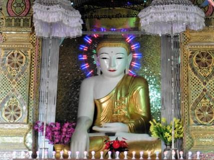 Disco-Buda en Myanmar