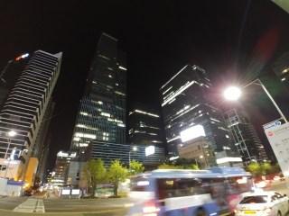 Samsung d'light en Gangnam
