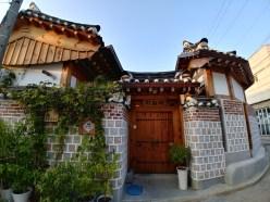 Sky Guesthouse en Bukchon Hanok Village