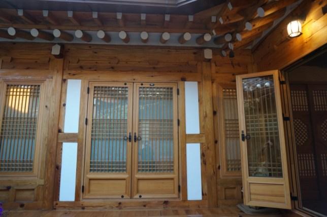 Sky Guesthouse en el Bukchon Hanok Village