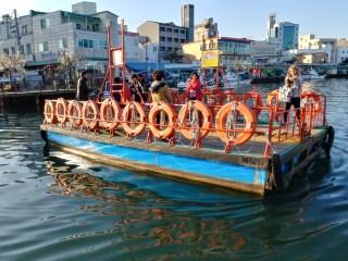 Ferry de Abai