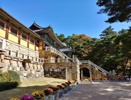 Templo budista de Bulguksa
