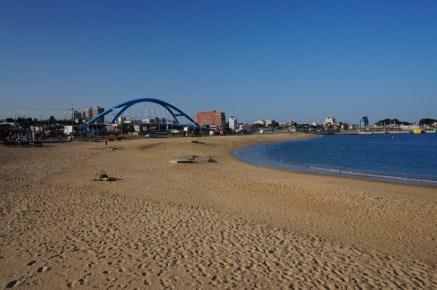 Playa de Sokcho en Abai