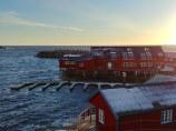 Pueblo pesquero de Å