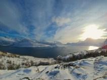 Trekking de Kvalvika
