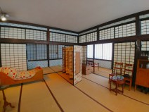 Reproducción de habitación en Dejima