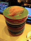 Último plato de sushi, Tokyo