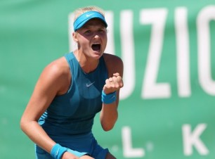 Тенісистка Ястремська розгромила росіянку у фіналі турніру в Римі