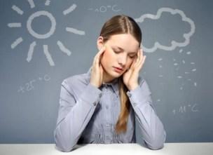 Українців попередили про можливий вплив погоди на самопочуття цього тижня