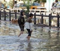 В результате наводнения в Ираке погибли более 20 человек