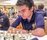 Украинец стал призером шахматного турнира в США