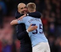 """""""Манчестер Сити"""" предложит Зинченко более выгодный контракт"""
