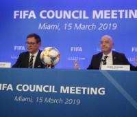 ФИФА: расширение количества участников ЧМ-2022 отложено, принят новый формат клубного ЧМ