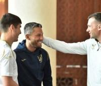 Сборная Украины собралась перед матчами отбора на Евро-2020