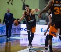 Баскетболисты сборной Украины провели результативные выступления в чемпионатах Испании и Греции